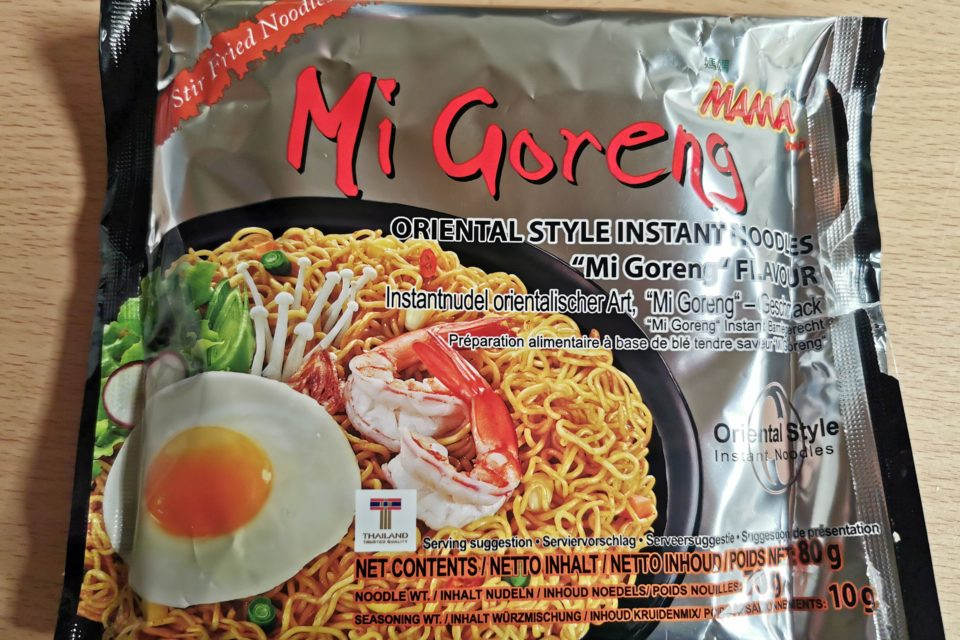"#1965: Mama ""Mi Goreng Stir Fried Noodles"" (2021)"