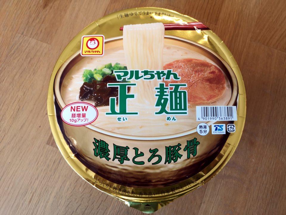 "#1842: Maruchan ""Seimen Rich Toro Tonkotsu Ramen"""