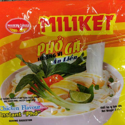"""#2006: Miliket """"Phở Gà Hương Vị Ăn Liền"""""""