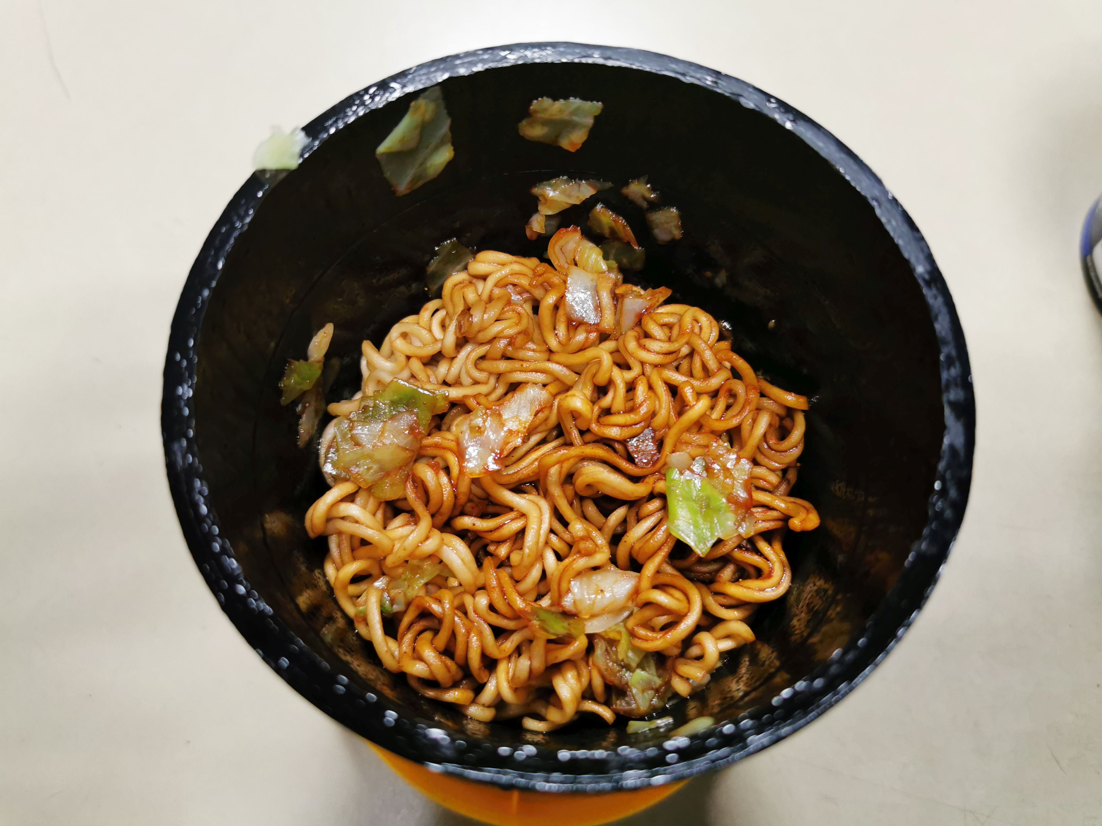 """#2068: Nissin """"Soba Classic"""" Cup Noodles Wok Style (2021)"""