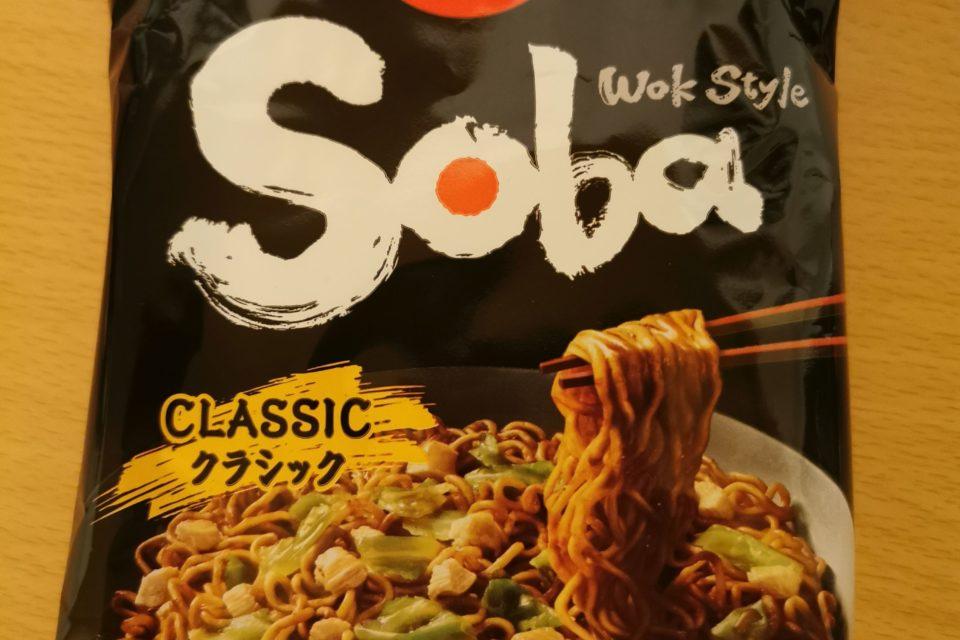 "#1923: Nissin ""Soba Classic"" Wok Style"