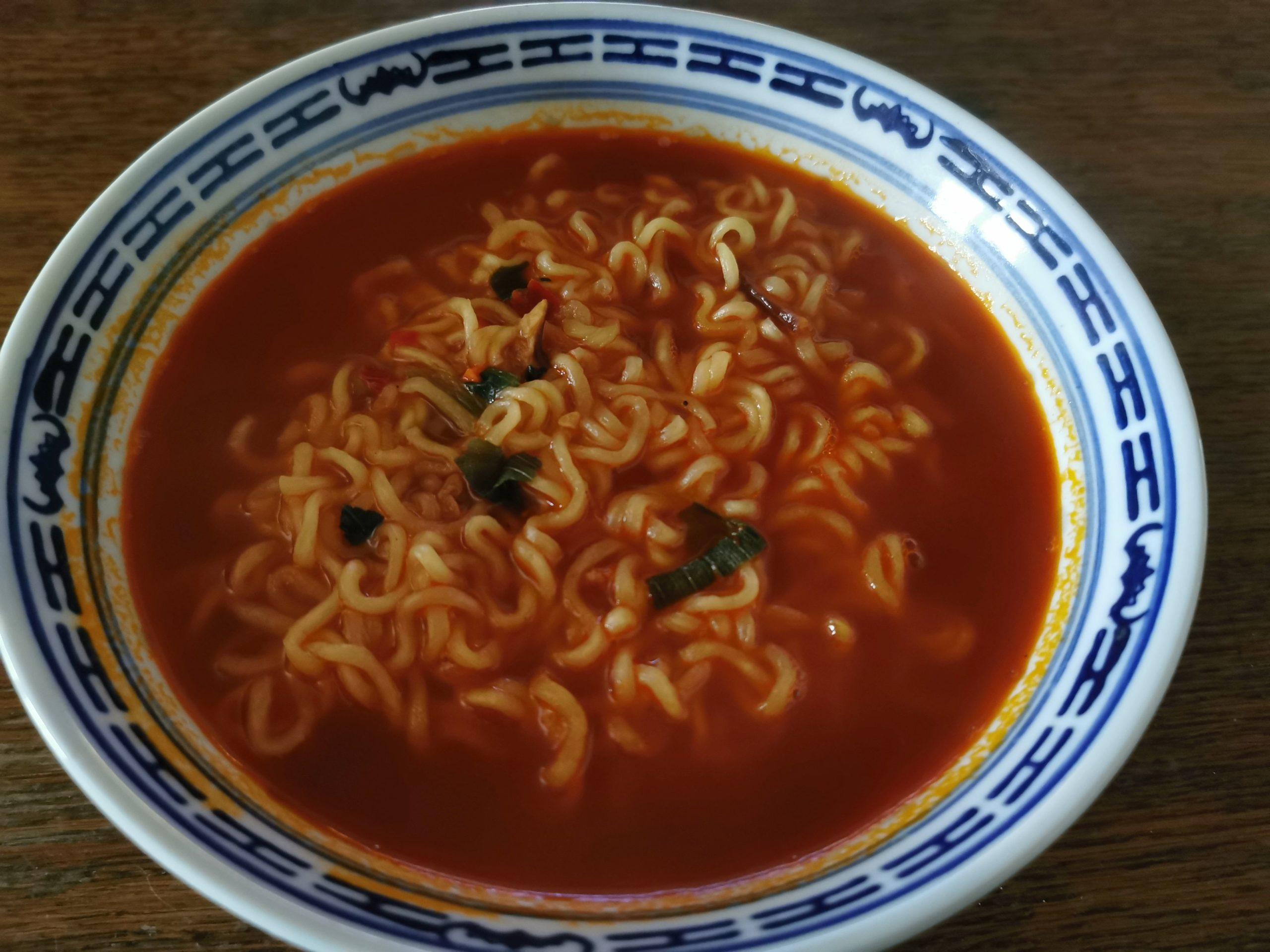 "#1913: Nongshim ""Shin Ramyun Red Super Spicy"""
