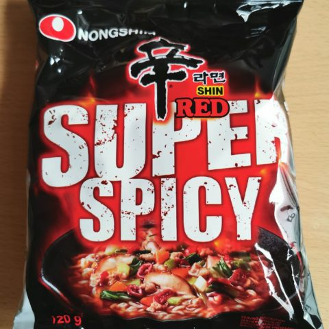 "#1913: Nongshim ""Shin Ramyun Red Super Spicy"""