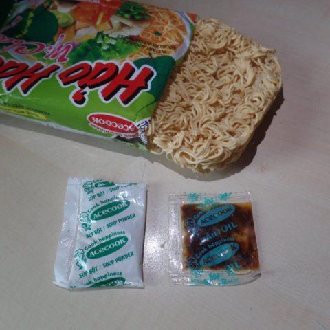 """#1465: Acecook Hảo Hảo """"Mi Chay Instant Noodles Vegetarian Flavour"""""""
