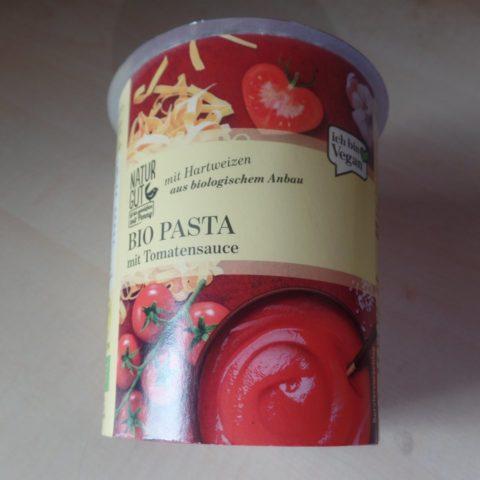 """#1467: Natur Gut """"Bio Pasta mit Tomatensauce"""""""