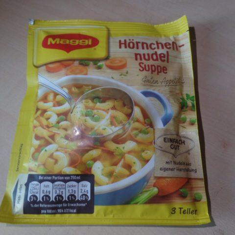 "#1468: Maggi ""Hörnchennudel Suppe"""