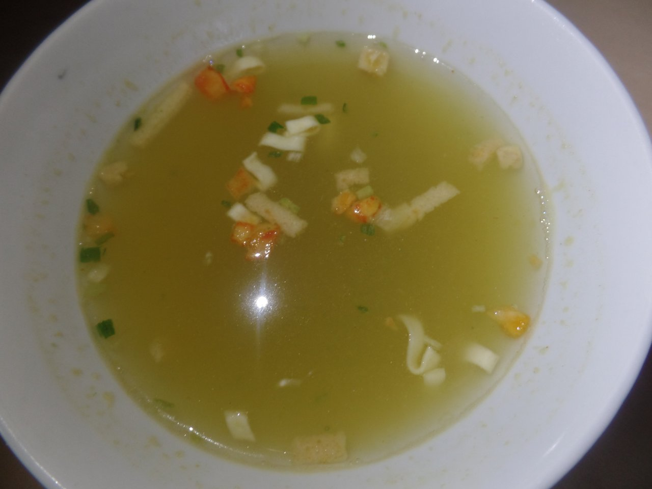 """#1470: Knorr Cup a Soup """"Thai Hühnersuppe mit Nudeln"""""""