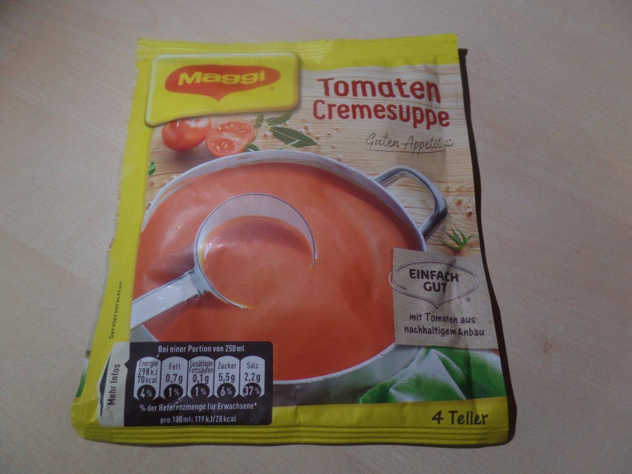 "#1472: Maggi ""Tomaten Cremesuppe"""