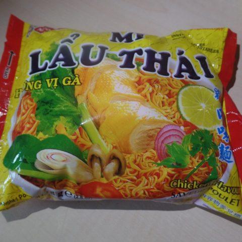 """#1474: Acecook """"Mì Lẩu Thái Chicken Flavour"""" (Update 2021)"""