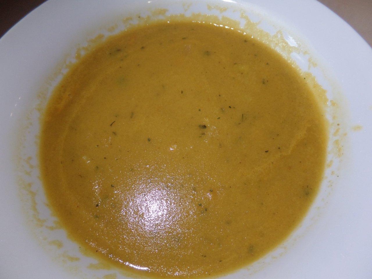 """#1483: Maggi """"Indische Süßkartoffelsuppe"""""""