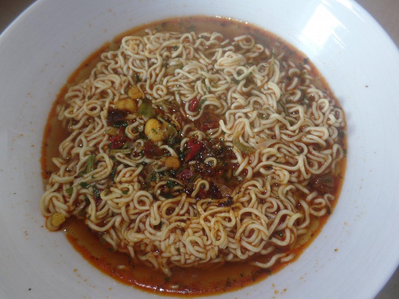 "#1487: Master Kong ""Hot Beef Noodle"" (Update 2021)"