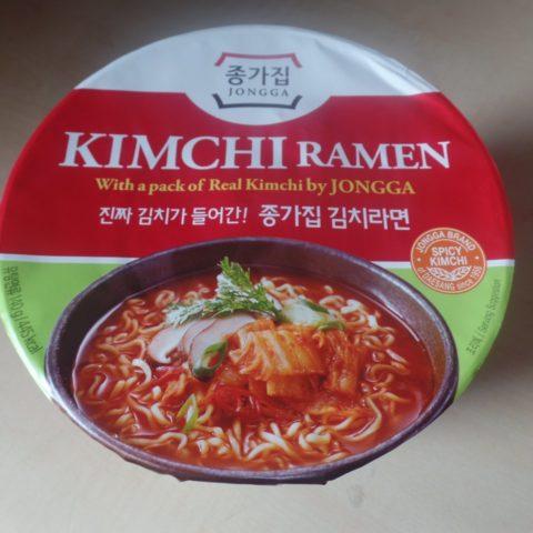 """#1498: Jongga """"Kimchi Ramen"""" Bowl"""