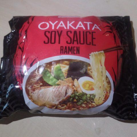 "#1499: Ajinomoto ""Oyakata Soy Sauce Ramen"""