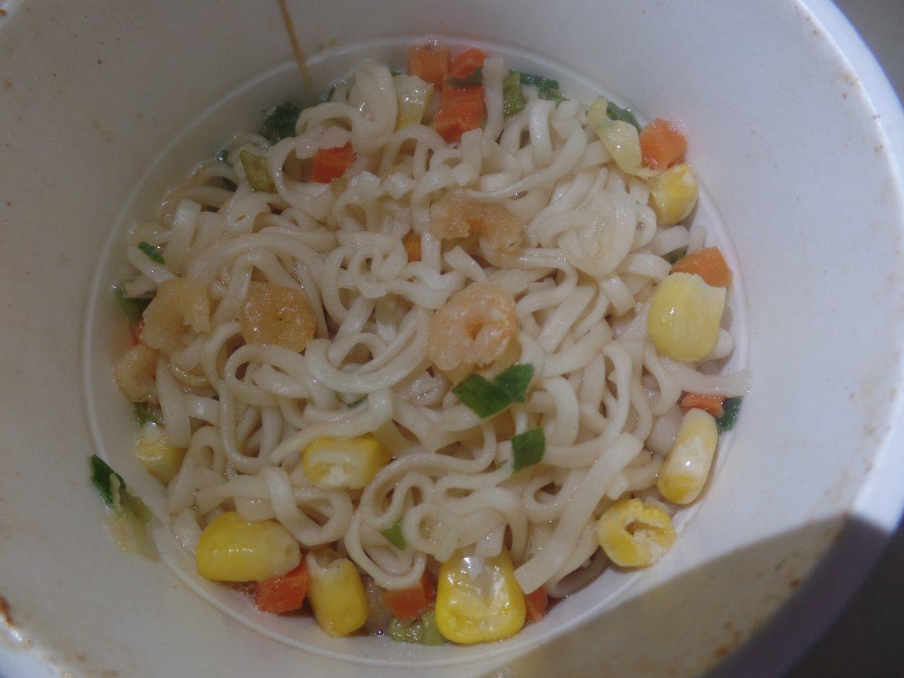 """#1502: Nissin Cup Noodles """"Shrimps"""" (2019)"""