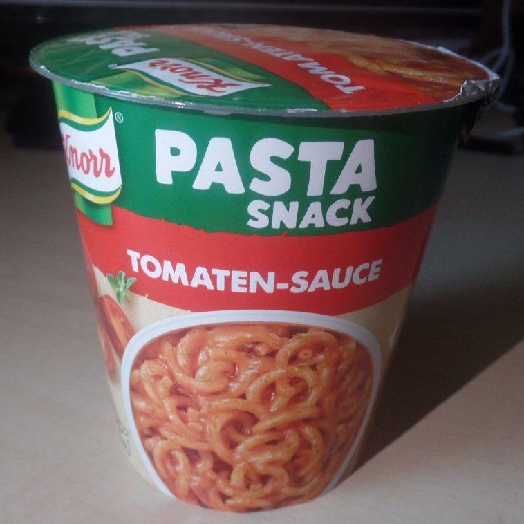 "#1507: Knorr Pasta Snack ""Tomaten-Sauce"""