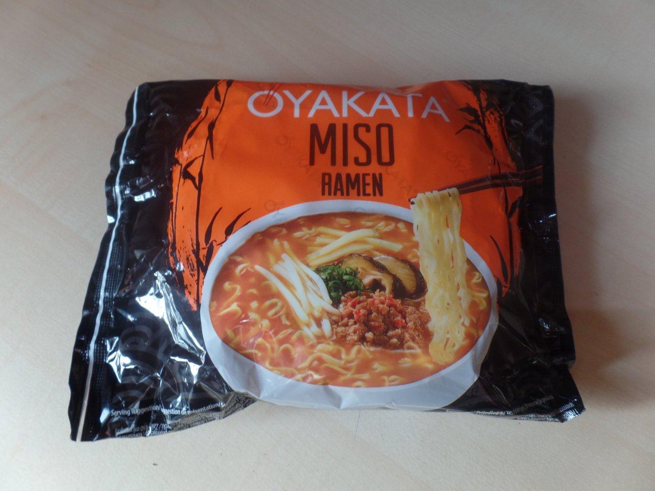 """#1513: Ajinomoto """"Oyakata Miso Ramen"""" (2019) (Update 2021)"""