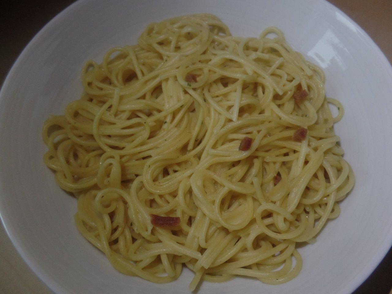 "#1525: Knorr Spaghetteria ""Carbonara"" (Pasta in Schinken-Sahne-Sauce)"