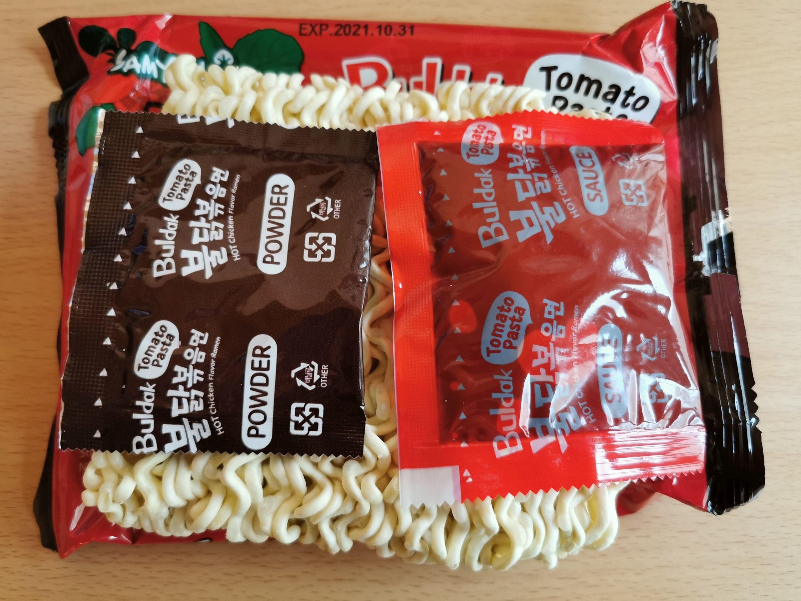 "#1928: Samyang ""Buldak Tomato Pasta"""