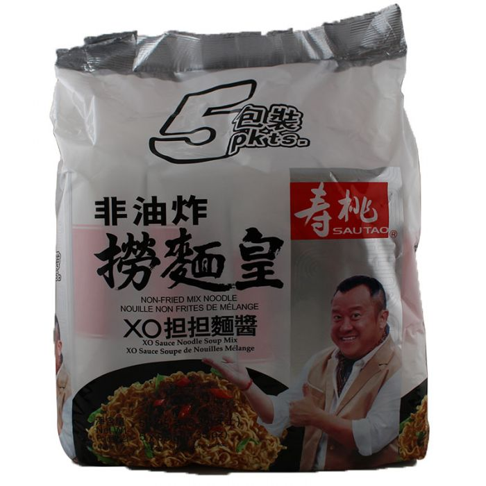 "#1592: Sau Tao ""Non-Fried Mix Noodle"" XO Sauce Noodle Soup Mix"