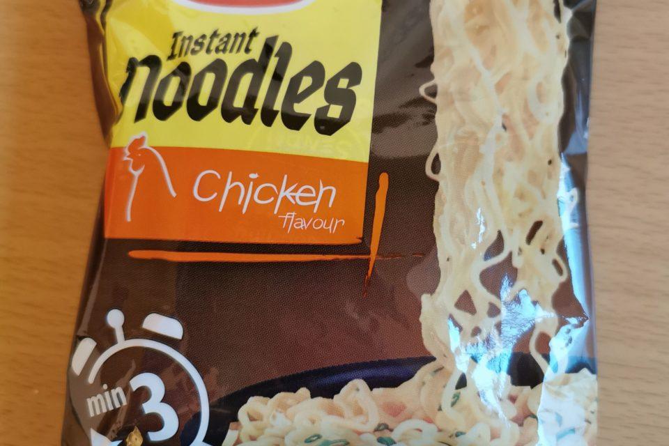 """#1899: Senpai """"Instant Noodles Chicken Flavour"""""""
