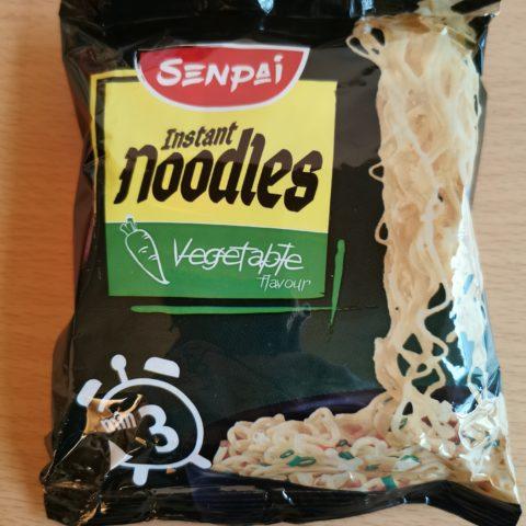 """#1912: Senpai """"Instant Noodles Vegetable Flavour"""""""