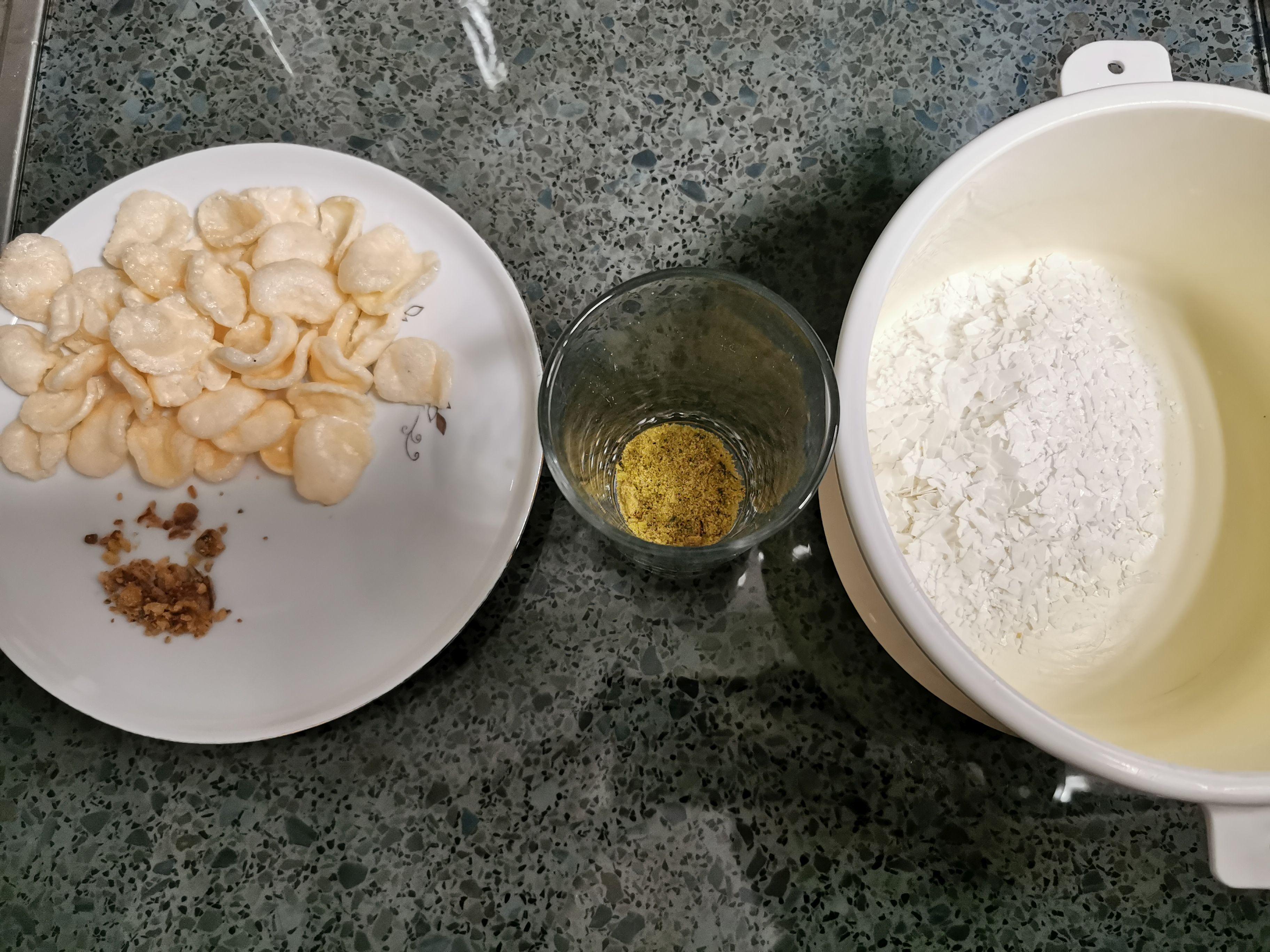 """#2137: Super Bubur """"Bubur Instan Beras Asli Dengan Kuah Kari (Rice Porridge with Chicken & Curry Flavour)"""""""