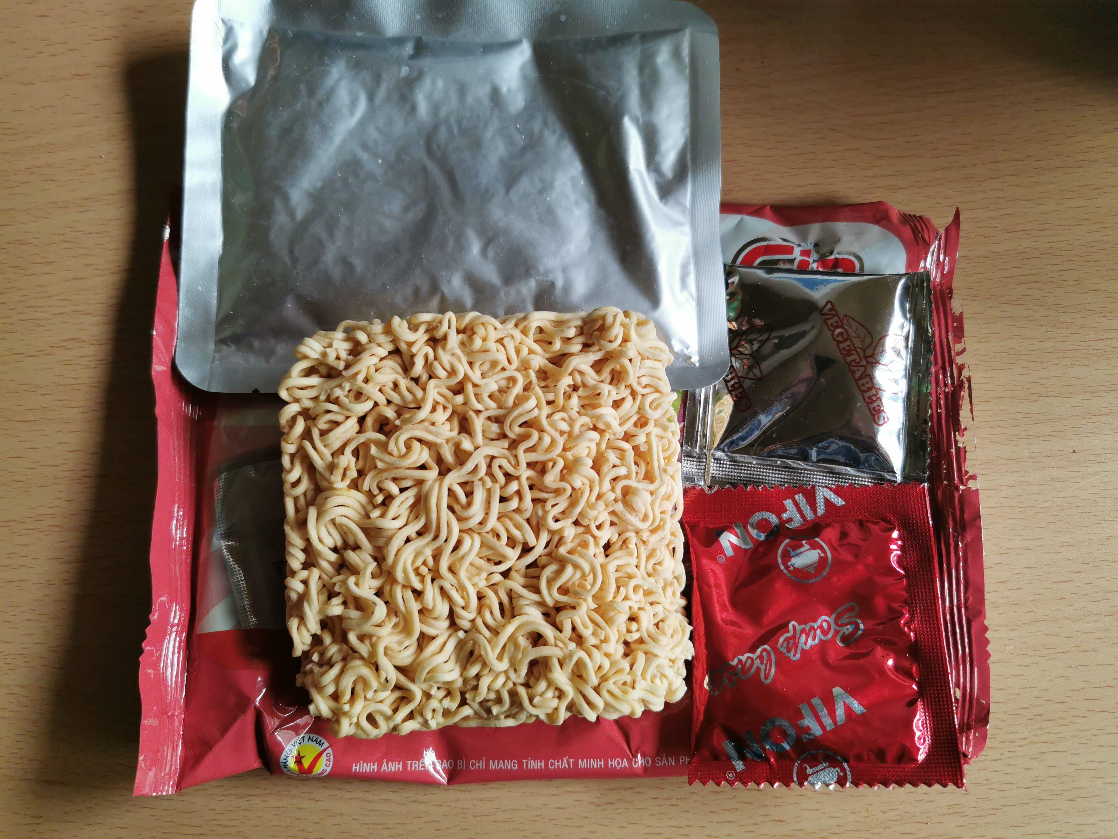 "#1954: Vifon""Hoàng Gia Mì Thịt Bò (Hoang Gia Instant Noodles with Beef)"""