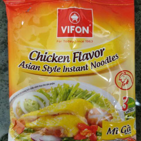 """#2067: Vifon """"Mì Gà Chicken Flavour"""" Asian Style Instant Noodles"""