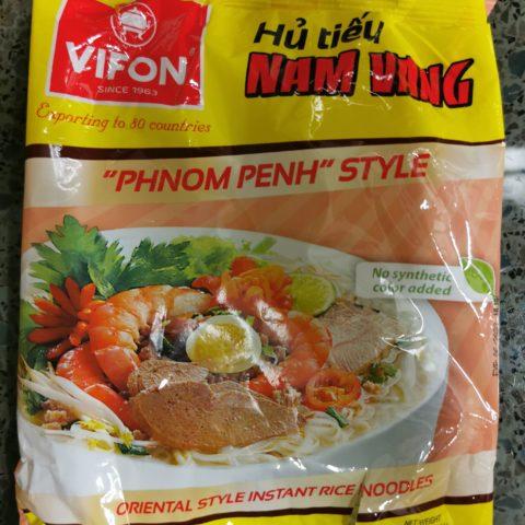 """#2047: Vifon """"Phnom Penh Oriental Style Instant Rice Noodles"""""""