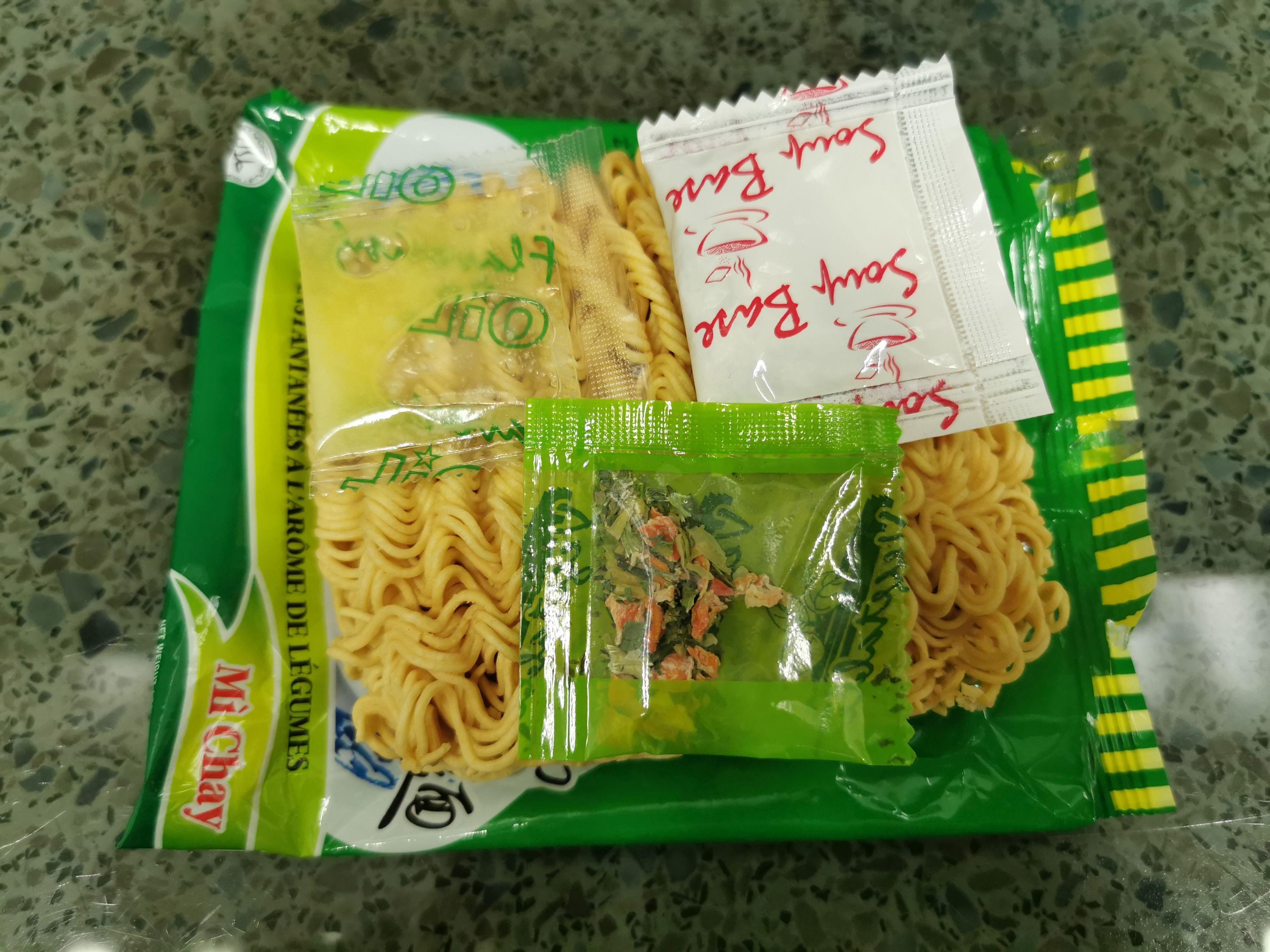 """#1953: Vifon """"Oriental Style Instant Noodle Vegetable Flavour (Mi Chay)"""""""