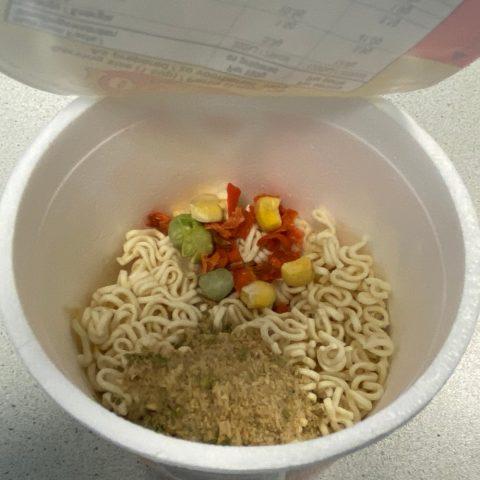 "#1707: Yummy Yoodles Noodles ""Prawn & Chicken Flavour"""