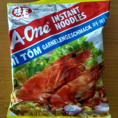 "#2010: A-One ""Mì Tôm"" (Garnelengeschmack)"