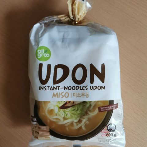 """#2070: all groo """"Udon Instant-Noodles Miso"""""""