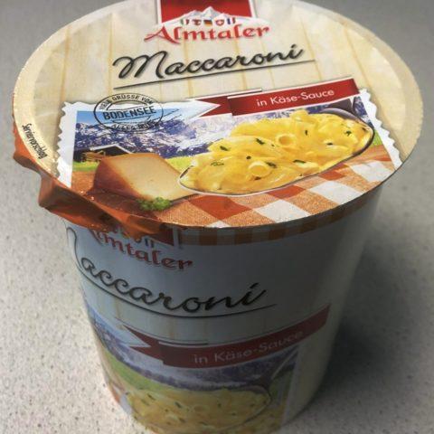 "#1492: Almtaler ""Maccaroni in Käse-Sauce"""