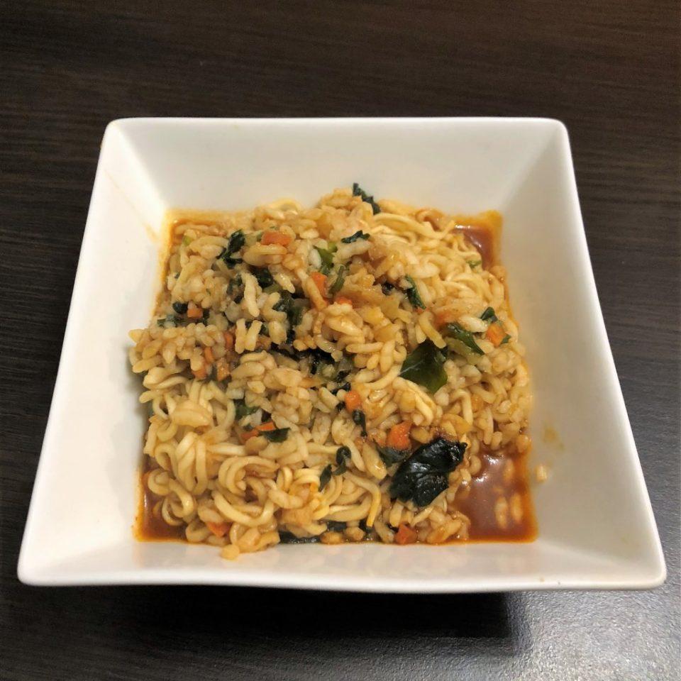 "#1466: Easybab Instant Noodle and Rice ""Jjamppong"""