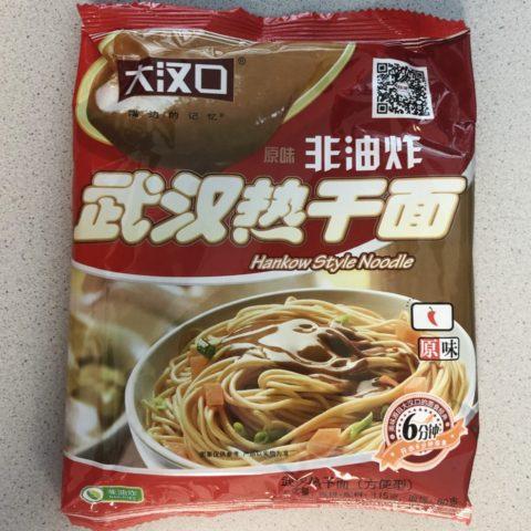 """#1493: Hankow Style Noodle """"Sesam Paste Original Flavour"""""""