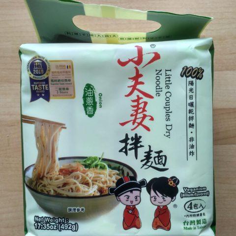 """#2002: Little Couples """"Dry Noodle Onion"""""""
