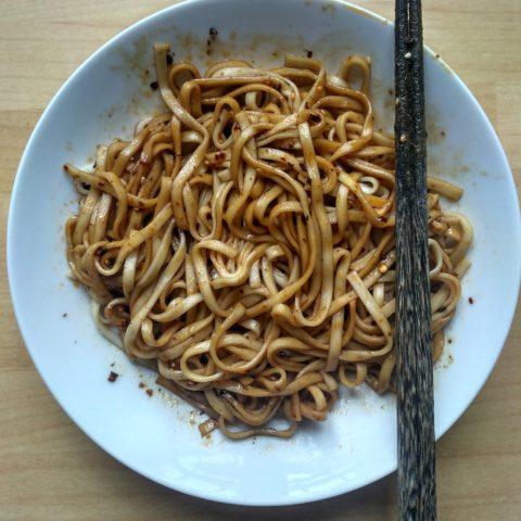 """#2087: Huiji """"You Ni Yi Mian Stir Noodle Chongqing Hot Flavour"""""""