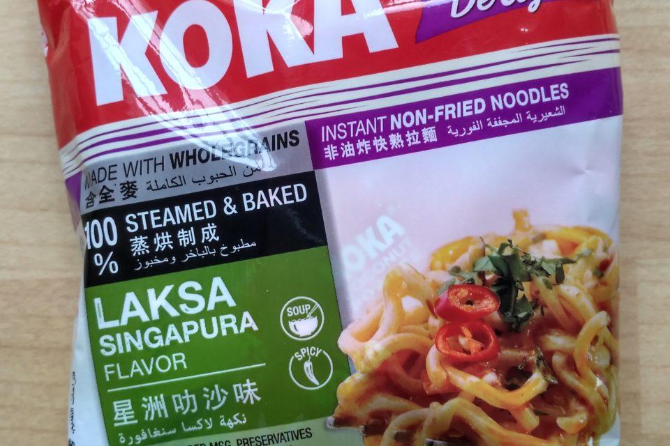 "#2099: Koka Delight ""Laksa Singapura Flavor"""