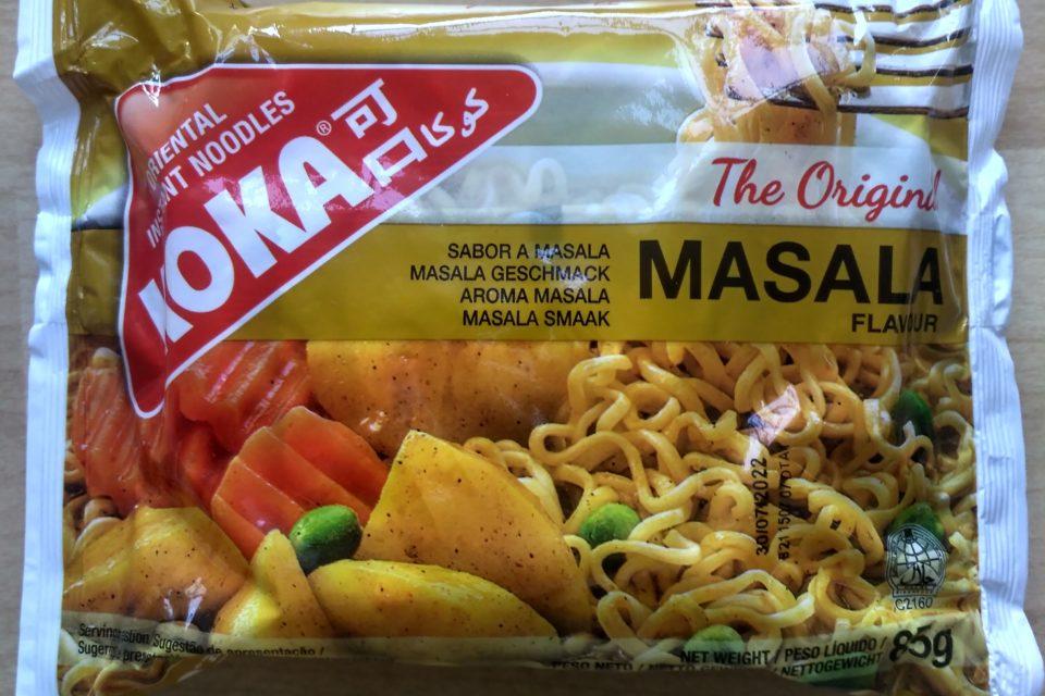 "#2131: Koka ""Oriental Instant Noodles Masala Flavour"""