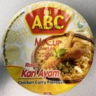 "#693: mi ABC ""MiCup Instan"" Rasa Kari Ayam (Chicken Curry Flavour)"