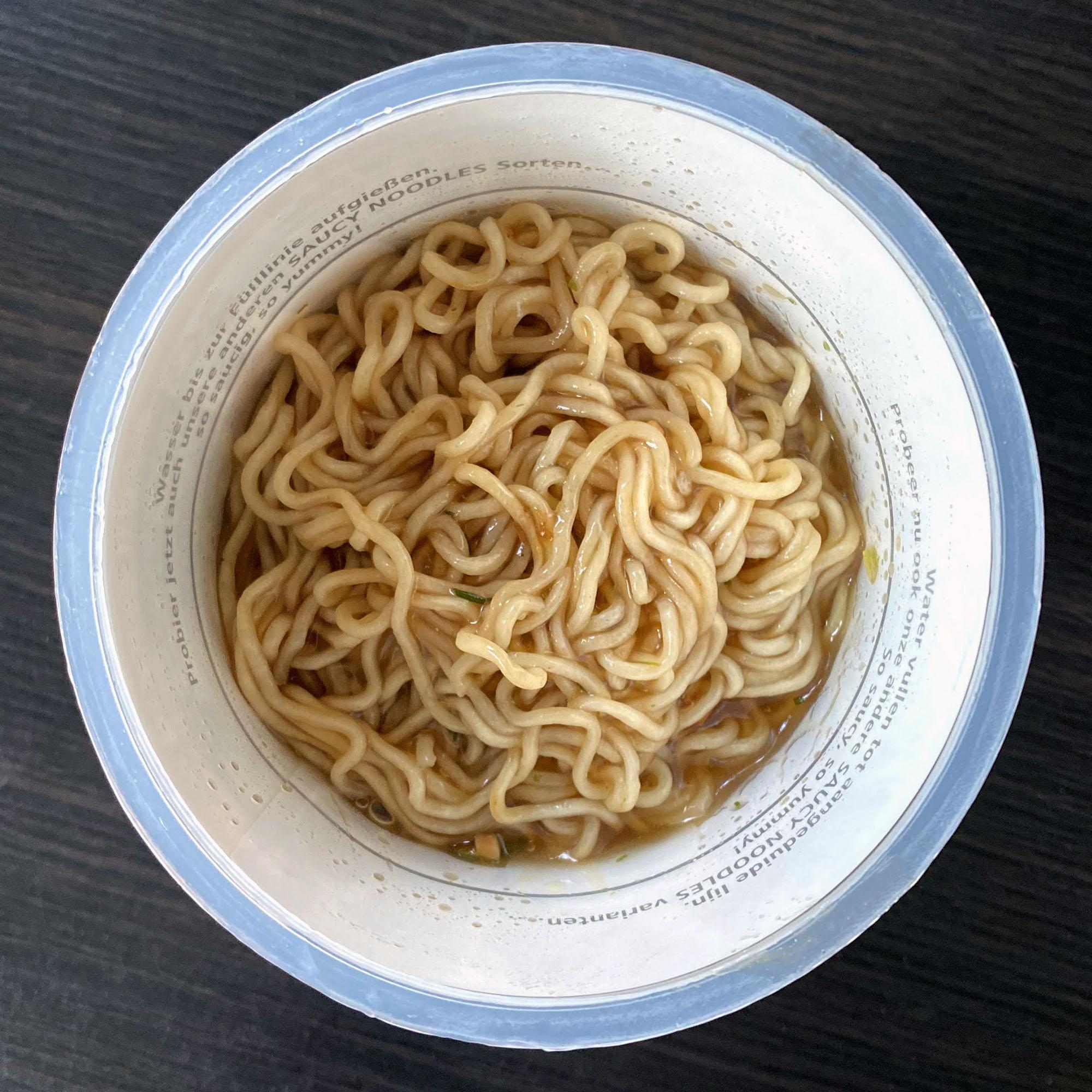 """#1830: Maggi Saucy Noodles """"Sesame Chicken Taste"""""""