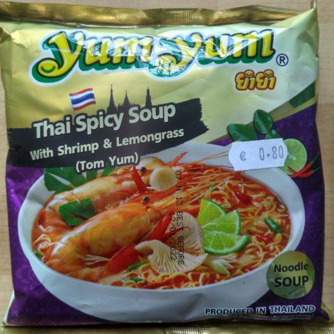 """#2031: YumYum """"Thai Spicy Soup"""" (Tom Yum)"""