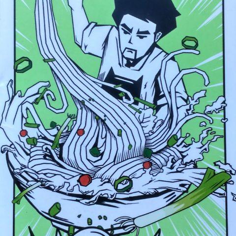 #2107: Zhazhahui Nanchang Reisnudeln mit sauren Bohnen